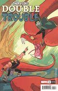 Thor and Loki Double Trouble (2021 Marvel) 1B