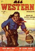 All Western Magazine (1931-1943 Dell Publishing) Pulp Vol. 31 #1