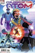Children Of the Atom (2021 Marvel) 1A