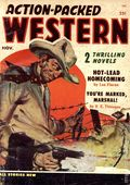 Action-Packed Western (1954-1958 Columbia) Pulp 2nd Series Vol. 1 #3