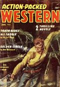 Action-Packed Western (1954-1958 Columbia) Pulp 2nd Series Vol. 1 #4
