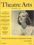 Theatre Arts (1916-1964 Theatre Arts, Inc.) Magazine Nov 1941