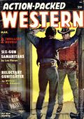Action-Packed Western (1954-1958 Columbia) Pulp 2nd Series Vol. 1 #5