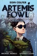 Artemis Fowl The Artic Incident HC (2021 Disney/Hyperion) The Graphic Novel 1-1ST