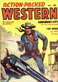 Action-Packed Western (1954-1958 Columbia) Pulp 2nd Series Vol. 3 #6