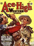 Ace-High Western Stories (1940-1951 Fictioneers) Vol. 17 #1