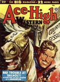 Ace-High Western Stories (1940-1951 Fictioneers) Vol. 18 #1