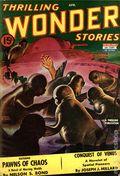 Thrilling Wonder Stories (1936-1955 Beacon/Better/Standard) Pulp Vol. 24 #1