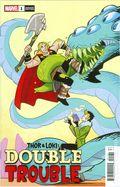 Thor and Loki Double Trouble (2021 Marvel) 1C