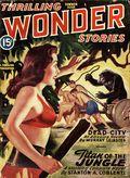 Thrilling Wonder Stories (1936-1955 Beacon/Better/Standard) Pulp Vol. 28 #3