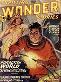Thrilling Wonder Stories (1936-1955 Beacon/Better/Standard) Pulp Vol. 28 #1