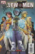 New X-Men (2004-2008) 1DF.SIGNED