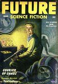 Future Science Fiction (1952-1960 Columbia Publications) Pulp Vol. 3 #6