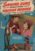 Singing Guns (1950) Fawcett Movie Comic 1