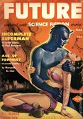 Future Combined with Science Fiction (1950-1951 Columbia Publications) Pulp 2nd Series Vol. 1 #6