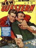 New Western Magazine (1940-1954 Popular Publications) Pulp 2nd Series Vol. 23 #1