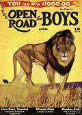 Open Road (1919-1954 Open Road Publishing) Vol. 20 #4