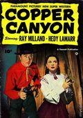 Copper Canyon (1950) Fawcett Movie Comic 1