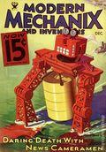 Modern Mechanix Hobbies and Inventions (1932 Fawcett Publication) Vol. 11 #2