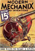 Modern Mechanix Hobbies and Inventions (1932 Fawcett Publication) Vol. 9 #5