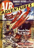 Air Adventures (1939-1945 Ziff-Davis Publishing) Pulp Vol. 1 #2