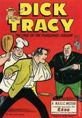 Dick Tracy Case of the Purloined Sirloin (1958) 1958