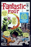 Fantastic Four (1961 1st Series) Marvel Legends Reprint 1A