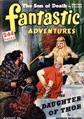 Fantastic Adventures (1939-1953 Ziff-Davis Publishing) Pulp Aug 1942