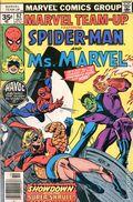 Marvel Team-Up (1972 1st Series) 35 Cent Variant 62