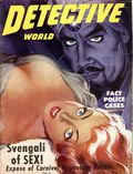 Detective World (1943-1981 Detective World Inc) True Crime Magazine Vol. 6 #8