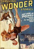 Thrilling Wonder Stories (1936-1955 Beacon/Better/Standard) Pulp Vol. 35 #1