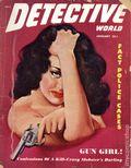 Detective World (1943-1981 Detective World Inc) True Crime Magazine Vol. 10 #1