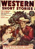 Western Short Stories (1936-1957 Manvis-Stadium) Pulp Vol. 6 #10
