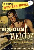 Gunfire Western Novel (1941-1950 Hillman) Digest 14