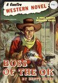 Gunfire Western Novel (1941-1950 Hillman) Digest 25