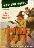 Gunfire Western Novel (1941-1950 Hillman) Digest 12