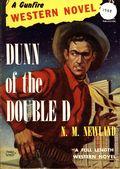 Gunfire Western Novel (1941-1950 Hillman) Digest 23
