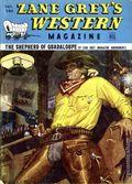 Zane Grey's Western Magazine (1946-1954 Dell) Pulp Vol. 2 #8