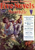 Five-Novels Monthly/Magazine (1928-1948 Clayton/Dell) Pulp Vol. 4 #1
