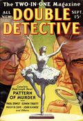 Double Detective (1937-1943 Frank A. Munsey) Pulp Vol. 2 #4