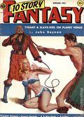 10 Story Fantasy (1951 Avon) Pulp Vol. 1 #1