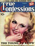 True Confessions (1922-1985 Fawcett) Magazine 169