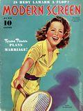 Modern Screen Magazine (1930-1985 Dell Publishing) Vol. 19 #1
