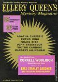 Ellery Queen's Mystery Magazine (1941-Present Davis-Dell) Vol. 33 #3