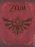 Legend of Zelda Art and Artifacts HC (2017 Dark Horse) 1-1ST