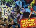 Batman The Dailies TPB (1990 DC/Kitchen Sink) 1-1ST