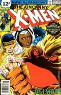 Uncanny X-Men (1963 1st Series) UK Edition 117UK