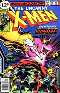 Uncanny X-Men (1963 1st Series) UK Edition 118UK