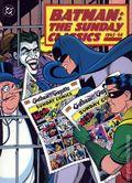 Batman The Sunday Classics 1943-1946 TPB (1991 DC/Kitchen Sink) 1-1ST