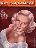 Amateur Art and Camera (1950-1961 Camerarts Publishing) Magazine Vol. 1 #6